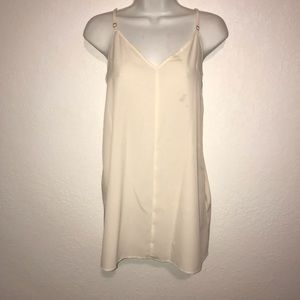 FP One Free People One Light Weight Chemise Dress